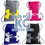 Bags for KC Foster Kids