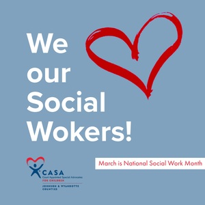 We love our Social Workers