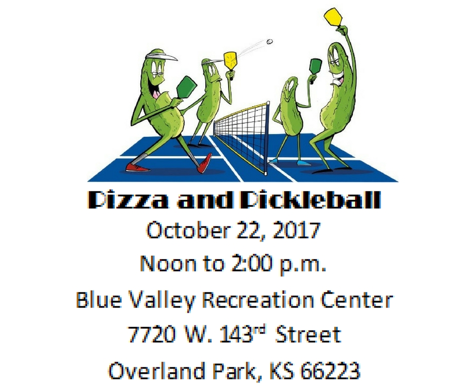 PIzza and Pickle Ball